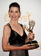 Mejor Actriz de Drama Julianna Margulies (The Good Wife)